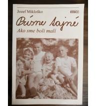 PRÍSNE TAJNÉ - Jozef Mikloško