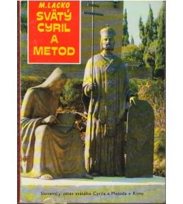 SVÄTÝ CYRIL A METOD - Michal Lacko S.J.