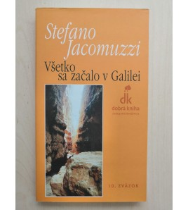 VĚTKO SA ZAČALO V GALILEI - Stefano Jacomuzzi
