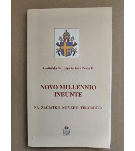 NOVO MILLENNIO INEUNTE - NA ZAČIATKU NOVÉHO TISÍCROČIA - Ján Pavol II.