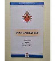 DEUS CARITAS EST - ENCYKLIKA pápeža Benedikta XVI. o kresťanskej láske